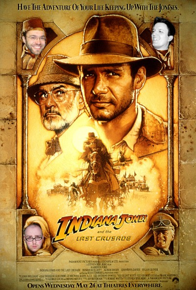 The Trip: Indiana Jones and The Last Crusade