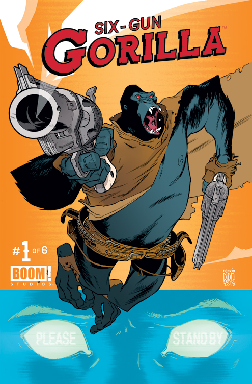 six-gun-gorilla